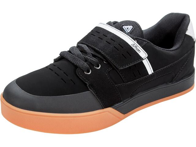 Afton Shoes Vectal Clipless Schoenen Heren, black/gum